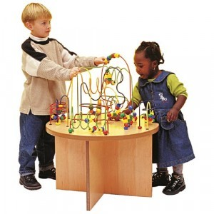 Houten Kralentafel Kids Corner - Joy Toy (01.09010)