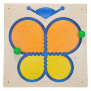 Wandpaneel Vlinder