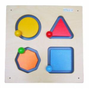 Wandpaneel Geometrie