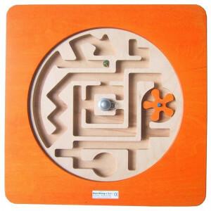 Wandpaneel Labyrint Draaibaar