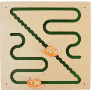 Wandpaneel Slakken Race