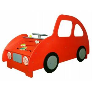 Houten Auto Speelhoek