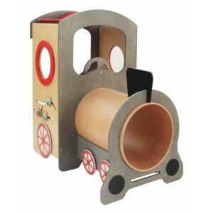 Houten Locomotief Speelhoek