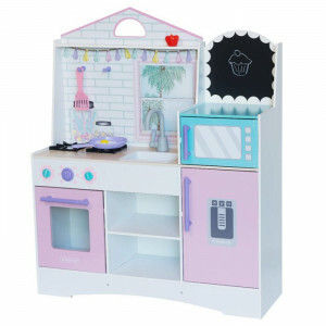Kidkraft Dreamy Delights Speelkeuken Met Ez Kraft Assembly (10119)