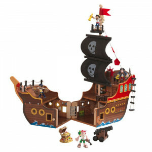 Kidkraft Adventure Bound Piratenschip (10501)