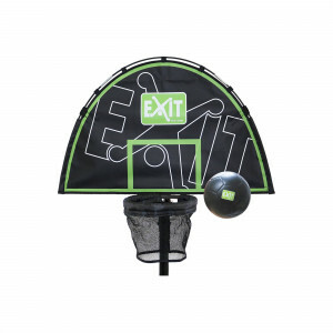 Exit Trampoline Basket (Ø25-38mm) - Groen/Zwart