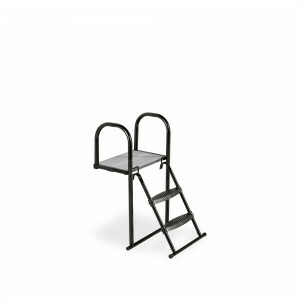 Exit Trampoline Platform Met Ladder Voor Framehoogte Van 50-65cm