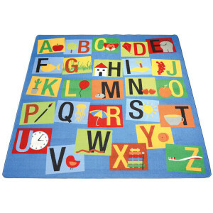 Tapijt letters