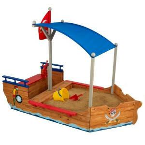 Piratenschip Zandbak - Kidkraft (00128)
