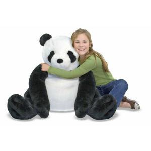 Grote Pluche Panda Mei Lan
