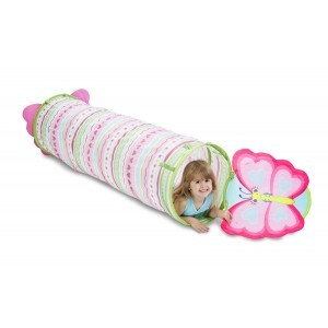 Butterfly Speeltunnel - Melissa & Doug (16696)