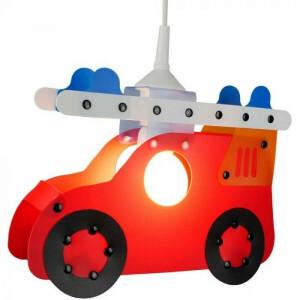 Hanglamp Brandweerauto