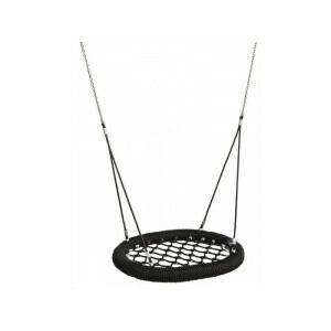 Nestschommel Oval Pro 100 Cm Zwart Openbaar Gebruik