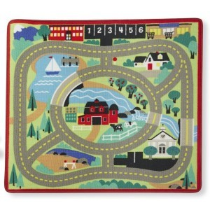 Speelkleed Auto's - Melissa & Doug (19400)