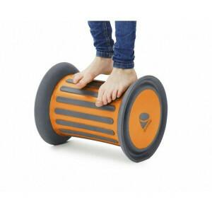 Balanceerroller Zonder Zand -Oranje
