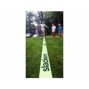 Slack Line Set, Incl. Oefenlijn