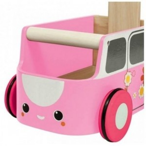 Van Walker - Pink - Plan Toys (4005185)