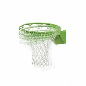 Exit Polestar Verplaatsbaar Basketbalbord Met Dunkring - Groen/Zwart