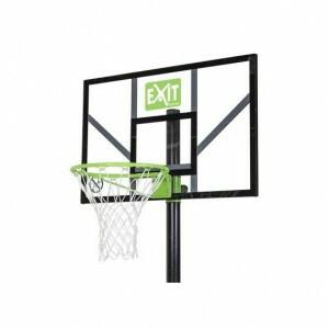 Comet verplaatsbaar basketbalbord - groen/zwart - Exit (46.65.10.00)