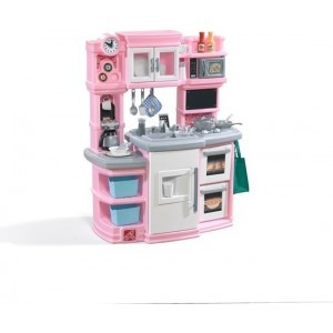 Step2 Great Gourmet Kitchen Roze