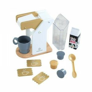 Modern Metallics Koffieset