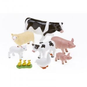 Jumbo Boerderij Dieren - Mama's en baby's (60163)
