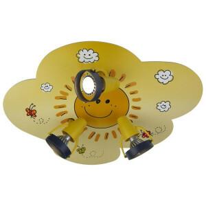 Plafondlamp Wolk Sunny