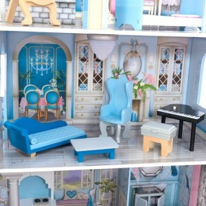 Magical Dreams Castle Dollhouse Met Ez Kraft Assembly