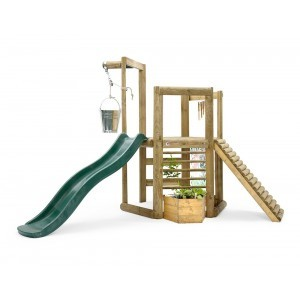 Discovery Woodland Treehouse Speeltoestel Hout