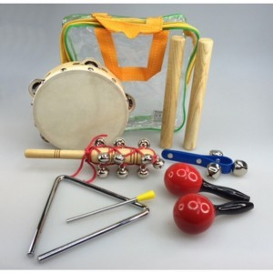 Musical Percussie Kit (80220)