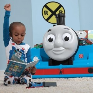 Thomas The Tank Engine  Toddler Bed - Step 2 (845000)
