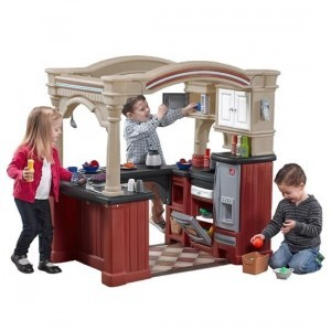 Grand Walk-In Kitchen - Step2 (8562KR)
