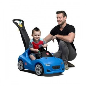 Whisper Ride Cruiser - Blauw - Step2 (866900)