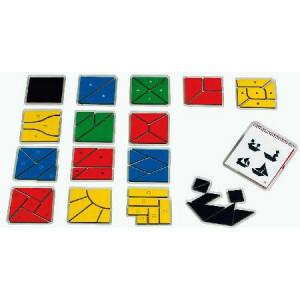 Blokkenspel Nikitin N3 Quadranten