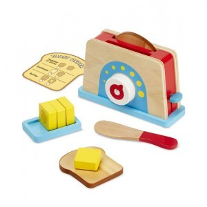 Brood & Boter Toaster Set - Melissa & Doug (19344)