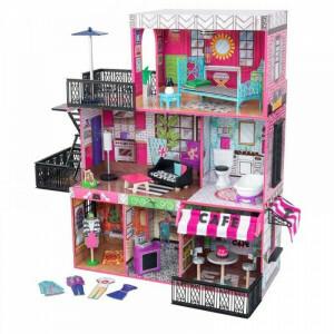 Brooklyns Loft Poppenhuis - Kidkraft (65922)