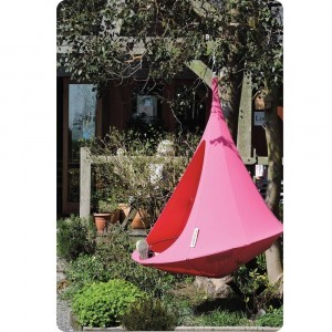 Hangende tent 1 persoon Fuchsia - (Cacoon)