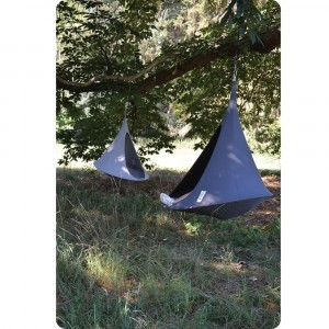Hangende tent 1 persoon Anthracite - (Cacoon)