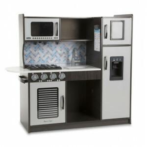 Chef's Keuken (Houtskool) - Melissa & Doug (14010)