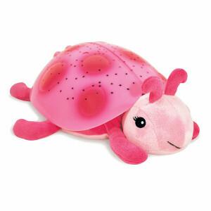 CloudB Tranquil Ladybug Pink
