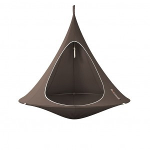 Hangende tent (Taupe) 2 personen - Cacoon (Cacoon2PTaupe)