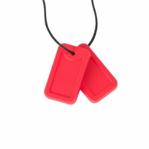 Chewigem Dog Tag Rood
