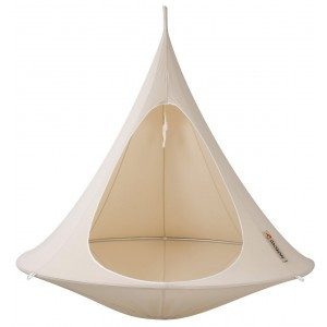 2-persoons Hangende tent (Natural White) - Cacoon (DW001)