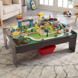 My Own City Vehicle & Activity Tafel - Kidkraft (18026)