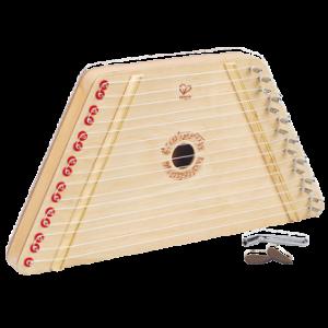Houten Kinder Harp