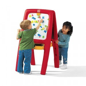 Easel for two Schoolbord - Step2 (885200)