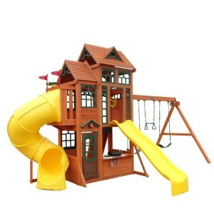 Canyon Ridge Houten Speelset - KidKraft