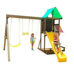 Newport Houten Speelset - KidKraft (F29015)