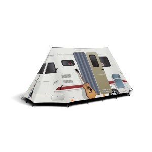 Tow the Line Tent