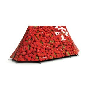 Strawberry Surprise Tent